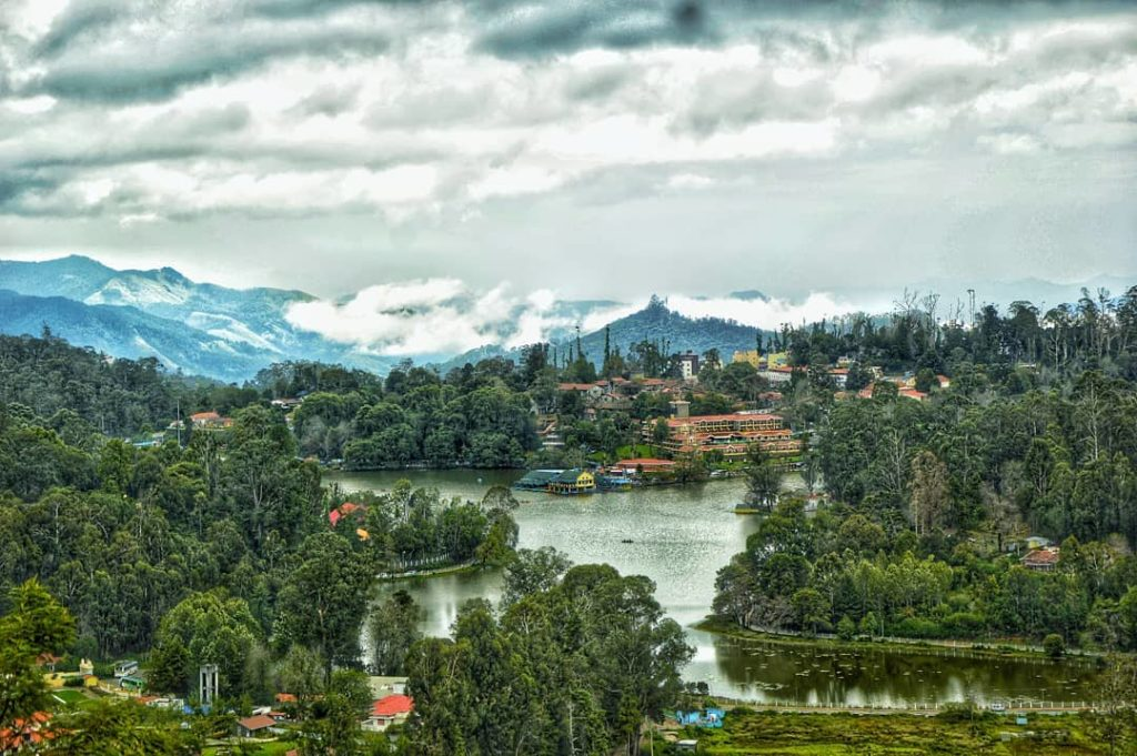 Kodaikanal sightseeing packages - Kodaikanal tourism 2021