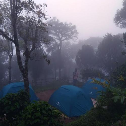 Vijayaraja Camping Meghamalai