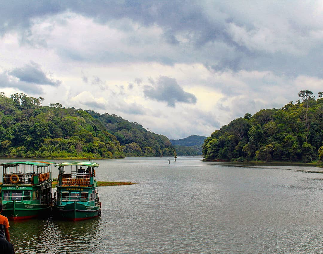 thekkady boating online booking