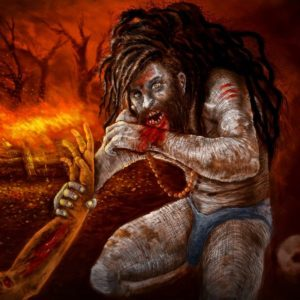 I'd watch bodies burning in Varanasi.
