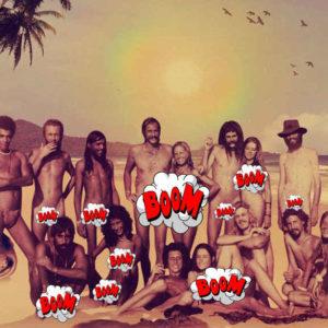 Hippies of Goa.