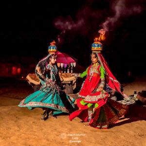 Nightlife of Rajasthan