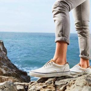 Regular footwears.
